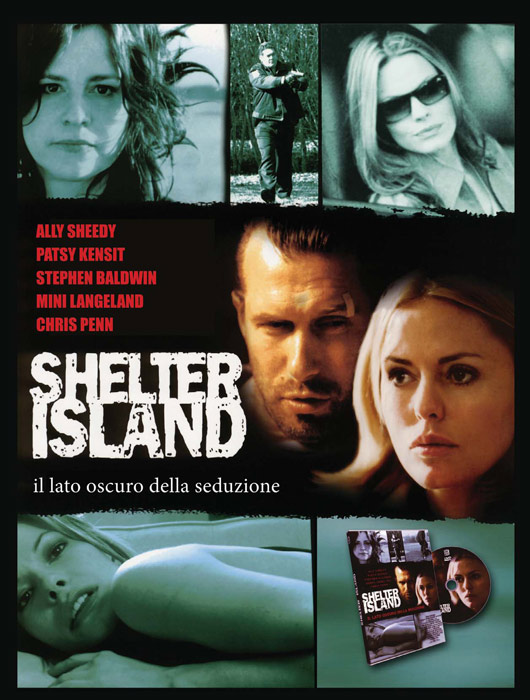 SHELTER ISLAND (DVD)