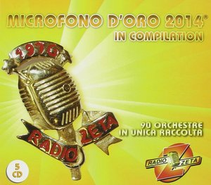 MICROFONO D'ORO -5CD -D.P. (CD)