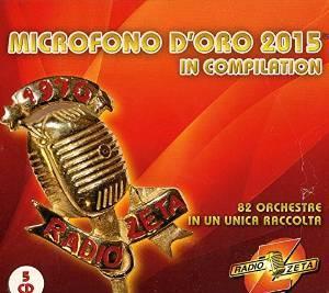 MICROFONO D'ORO 2015 -5CD (CD)