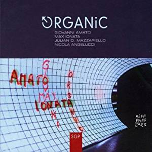 AMATO / IONATA - ORGANIC (CD)