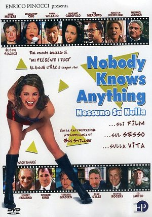 NOBODY KNOWS ANYTHING (DVD)