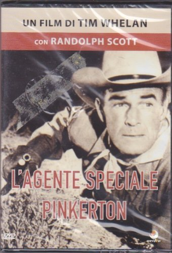 L'AGENTE SPECIALE PINKERTON (DVD)