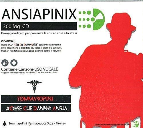 #COSE CHE DANNO ANSIA (CD)