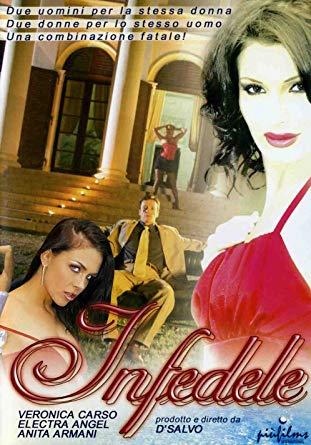 INFEDELE - EX NOLEGGIO (DVD)