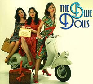 BLUE DOLLS (CD)