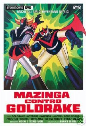 MAZINGA CONTRO GOLDRAKE (DVD)