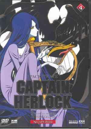 CAPTAIN HERLOCK OUTSIDE LEGEND 04 (DVD)
