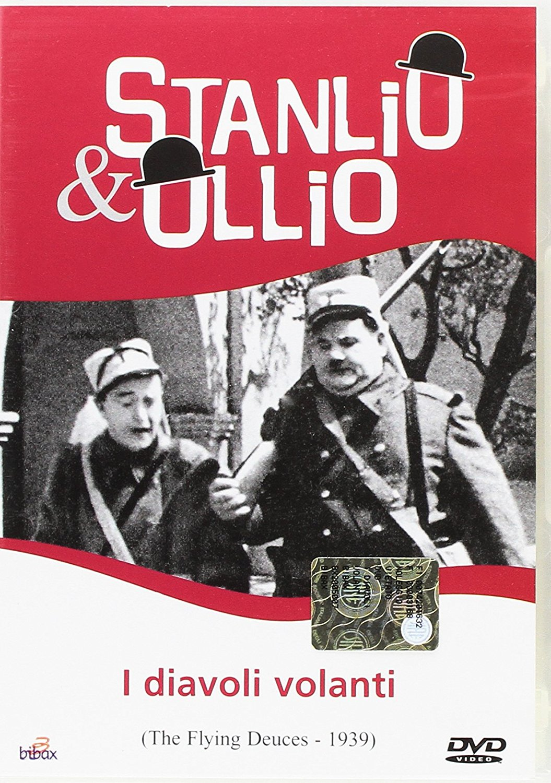 STANLIO E OLLIO - I DIAVOLI VOLANTI (DVD)