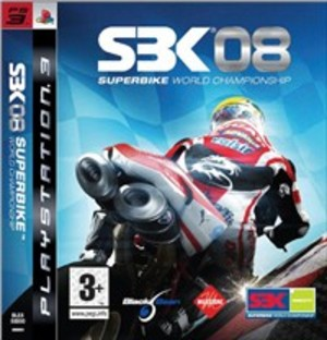 SBK08 SUPERBIKE WORLD CHAMPIONSHIP PS3