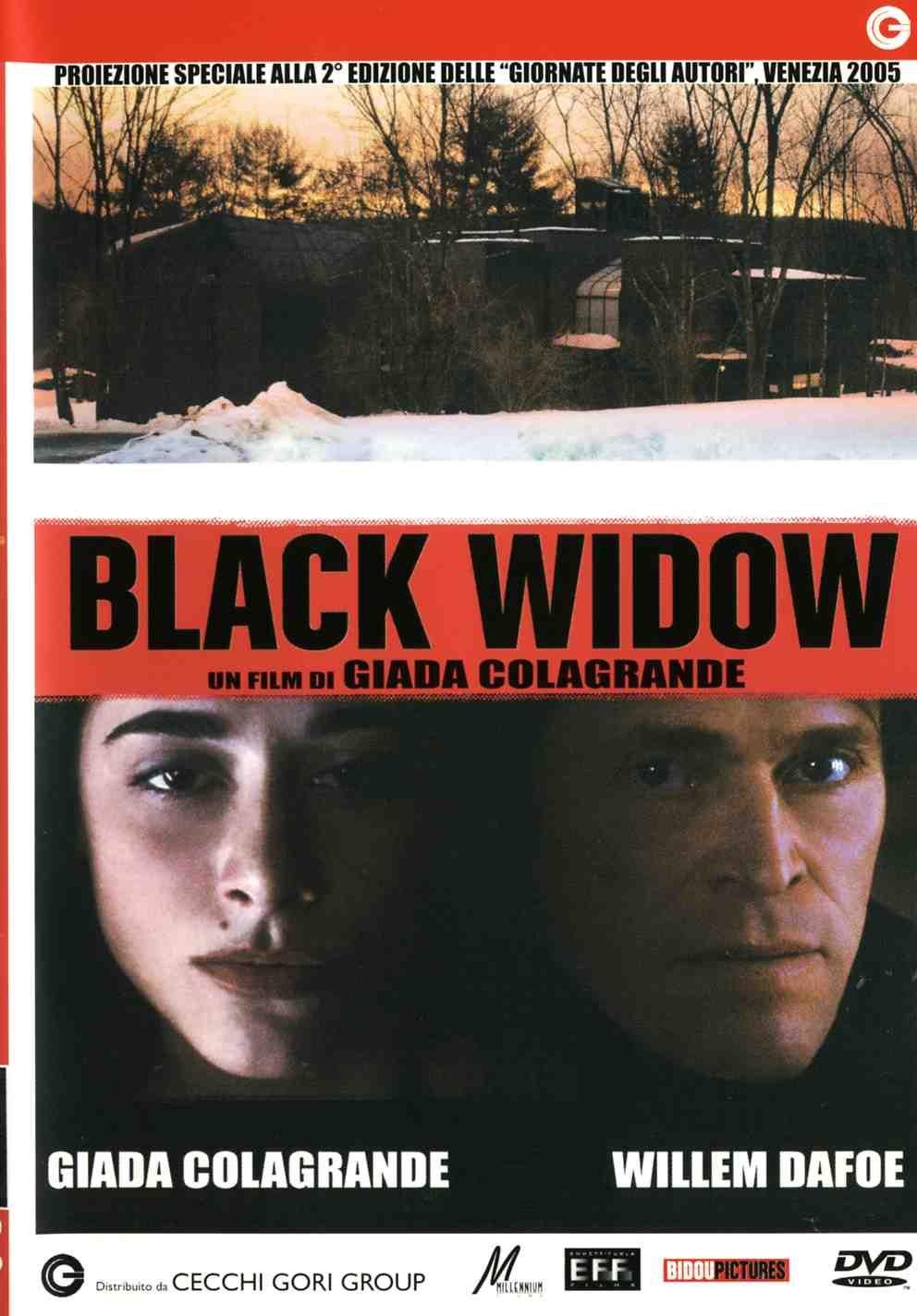 BLACK WIDOW - EX NOLEGGIO (DVD)