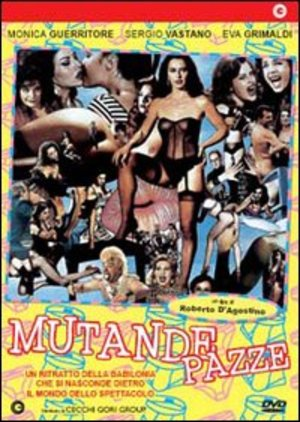 MUTANDE PAZZE (DVD)