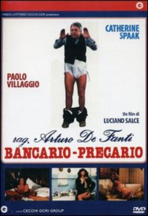 RAG. ARTURO DE FANTI BANCARIO PRECARIO (DVD)