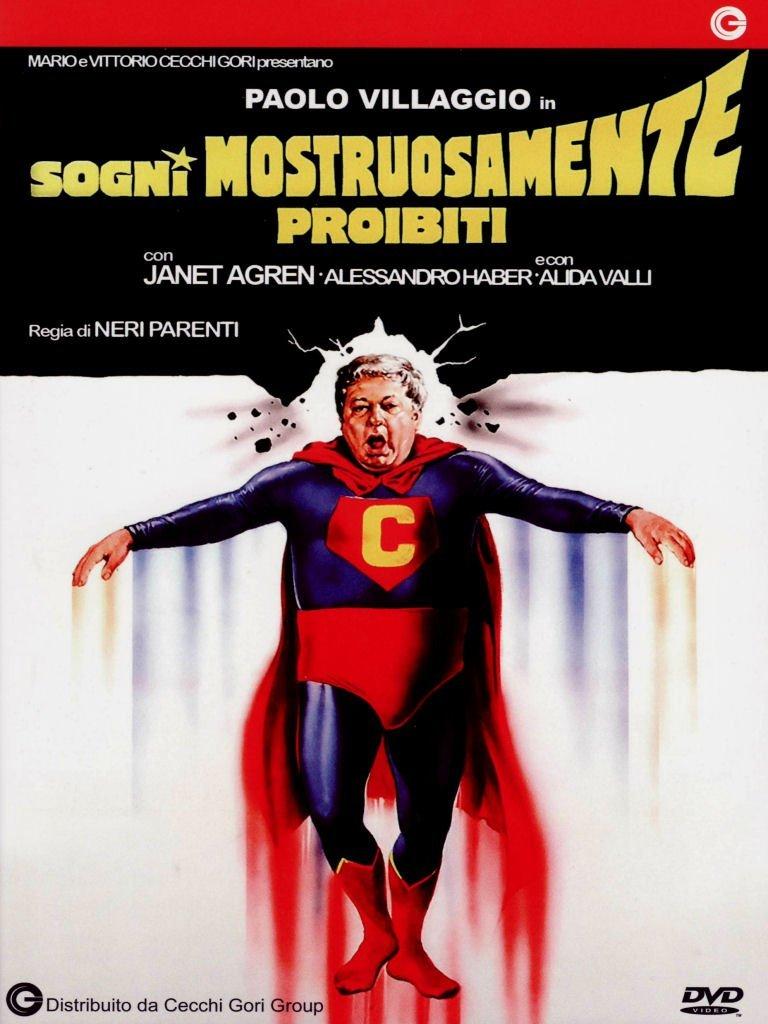 SOGNI MOSTRUOSAMENTE PROIBITI (DVD)