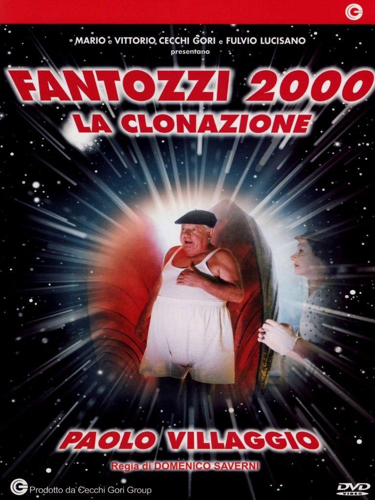 FANTOZZI 2000 - LA CLONAZIONE (CECCHI) (DVD)