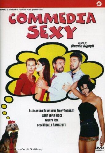 COMMEDIA SEXY (DVD)