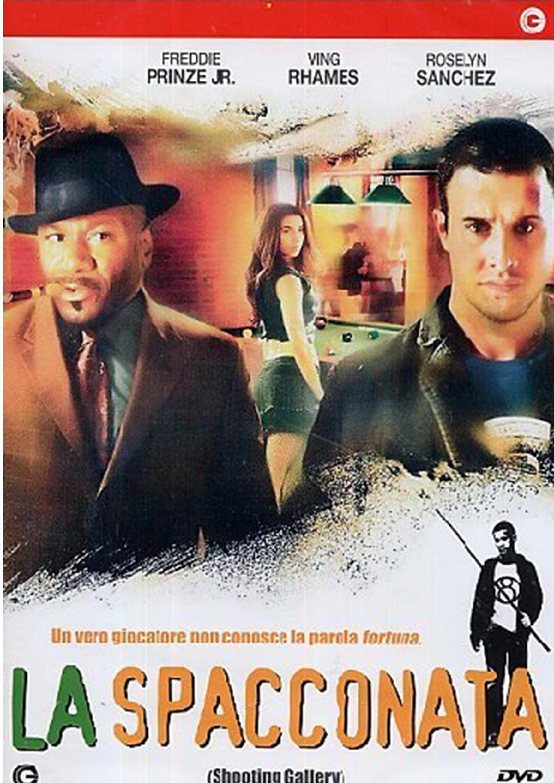 LA SPACCONATA (DVD)