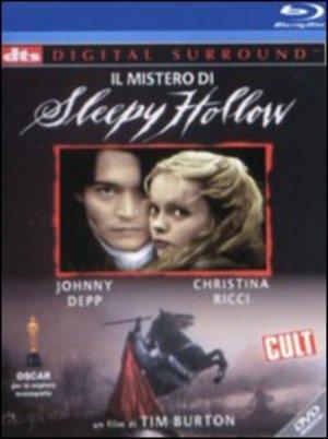 IL MISTERO DI SLEEPY HOLLOW (BLURAY)