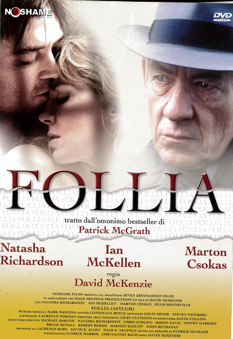 FOLLIA (DVD)