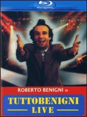 TUTTO BENIGNI - LIVE (BLU-RAY )