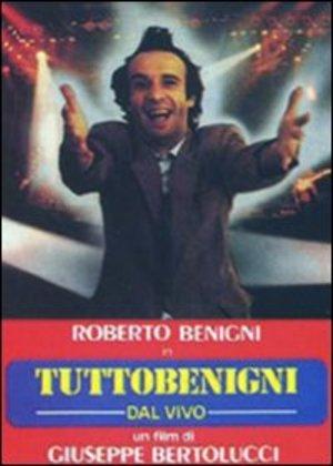 TUTTO BENIGNI - LIVE (DVD)