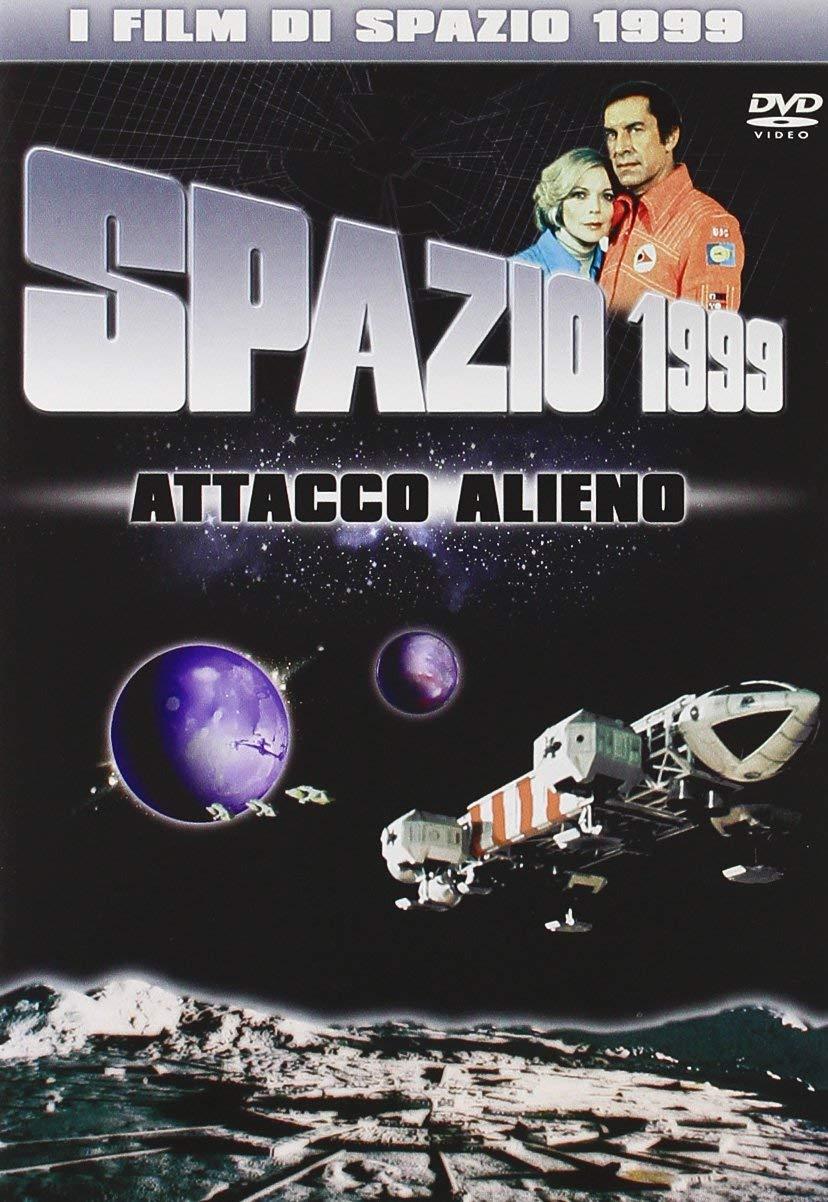 SPAZIO 1999 - ATTACCO ALIENO (DVD)