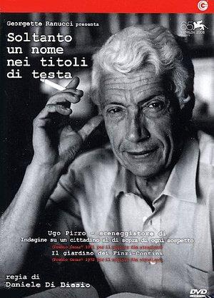 SOLTANTO UN NOME NEI TITOLI DI TESTA (DVD)