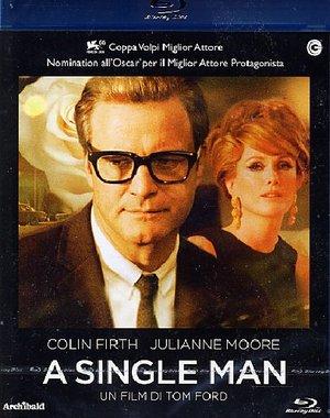 A SINGLE MAN -BLU-RAY