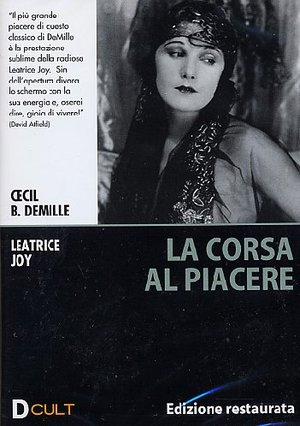 LA CORSA AL PIACERE (DVD)