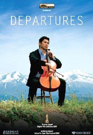 DEPARTURES (DVD)