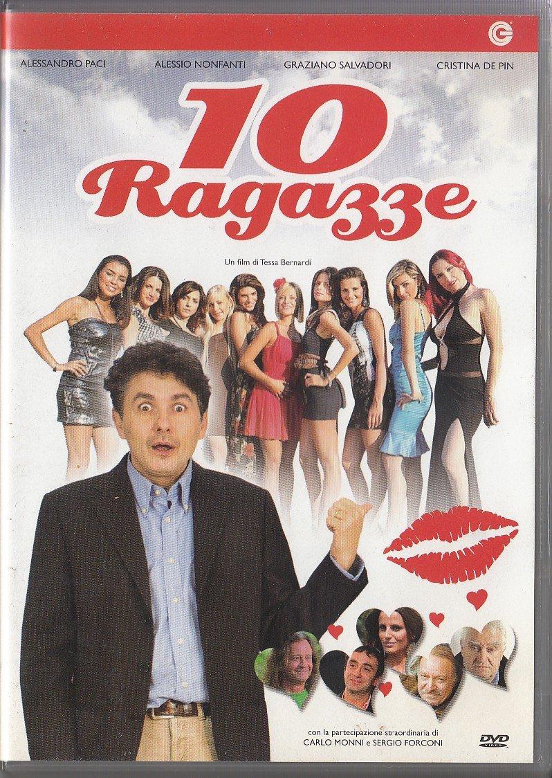 10 RAGAZZE - USATO EX NOLEGGIO (DVD)