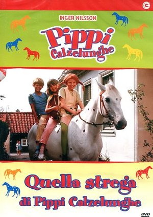 PIPPI CALZELUNGHE - QUELLA STREGA DI PIPPI (DVD)
