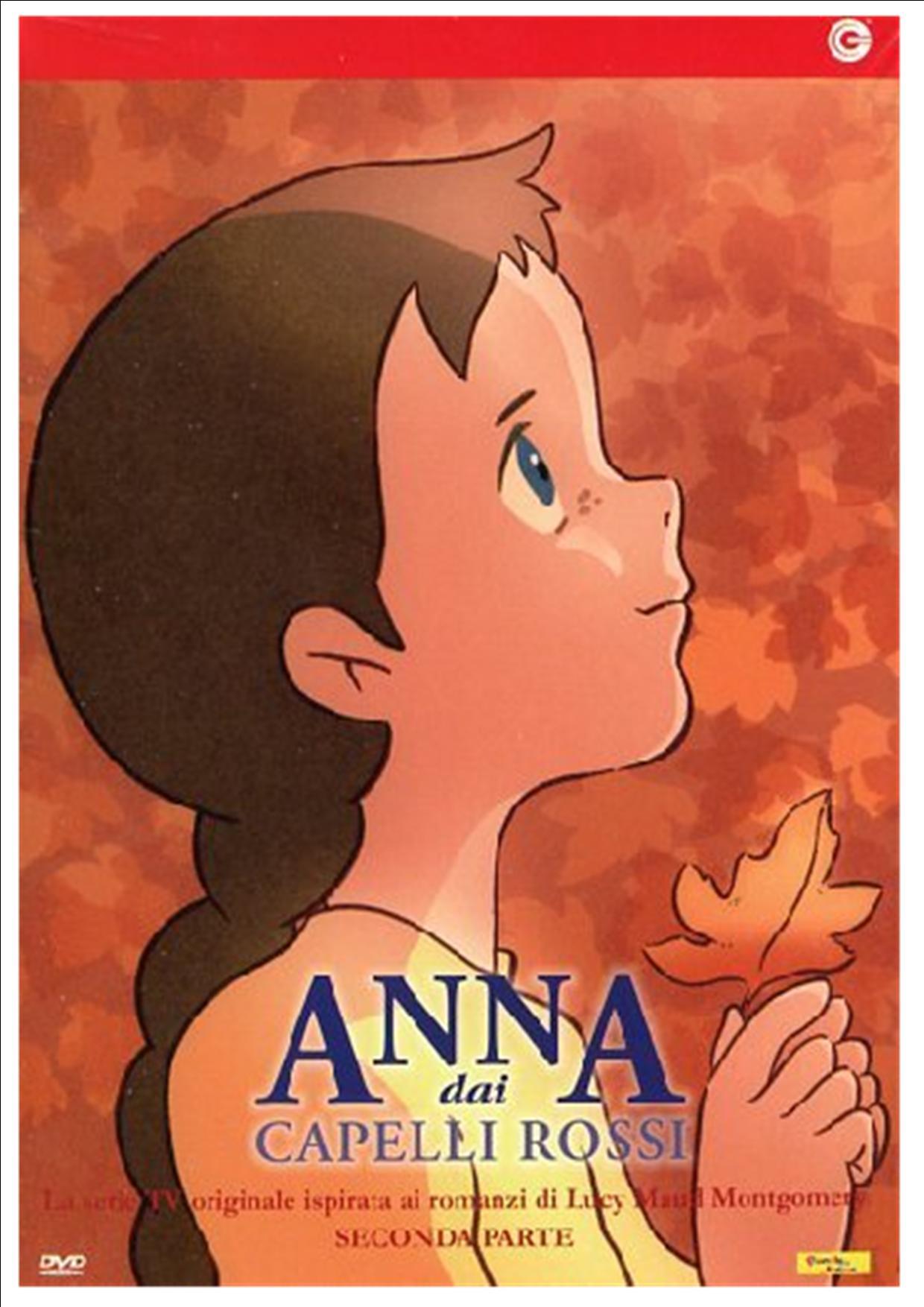 COF.ANNA DAI CAPELLI ROSSI COFANETTO 02 (#06-10) (5 DVD) (DVD)