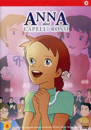 ANNA DAI CAPELLI ROSSI 08 (DVD)