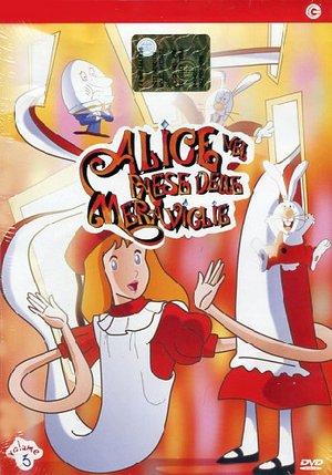 ALICE NEL PAESE DELLE MERAVIGLIE 03 (DVD)