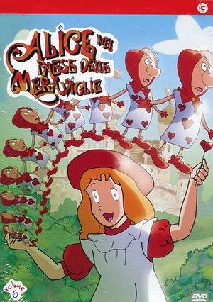ALICE NEL PAESE DELLE MERAVIGLIE 06 (DVD)
