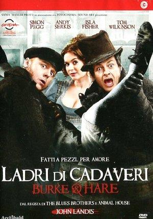BURKE & HARE - LADRI DI CADAVERI (DVD)