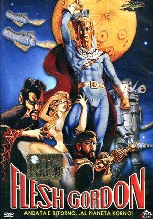 FLESH GORDON - ANDATA E RITORNO DAL PIANETA KORNO (DVD)