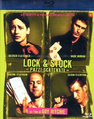 LOCK & STOCK - PAZZI SCATENATI (BLU-RAY)
