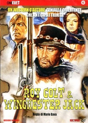 ROY COLT E WINCHESTER JACK (DVD)