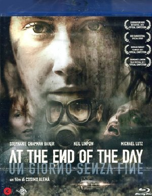AT THE END OF THE DAY - BLU-RAY