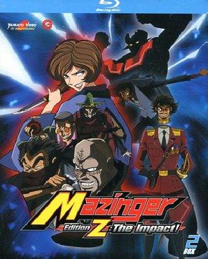 COF.MAZINGER EDITION Z THE IMPACT - BOX 02 (2 BLU-RAY)