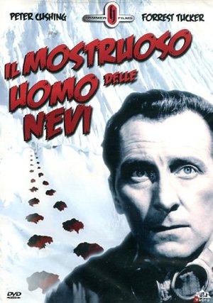 IL MOSTRUOSO UOMO DELLE NEVI (1957) (DVD)