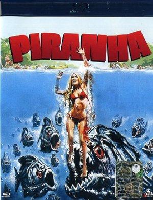 PIRANHA (BLU-RAY )