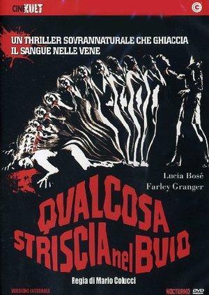 QUALCOSA STRISCIA NEL BUIO (DVD)