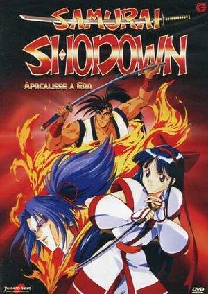 SAMURAI SHOWDOWN / ART OF FIGHTING (DVD)