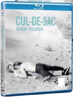 CUL DE SAC (BLU-RAY )