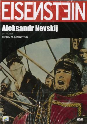 ALEKSANDER NEVSKIJ (DVD)