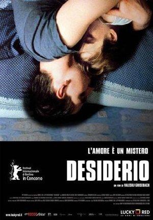 DESIDERIO -L'AMORE E' UN MISTERO (DVD)