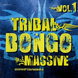 TRIBAL BONGO MASSIVE VOL.1 (CD)