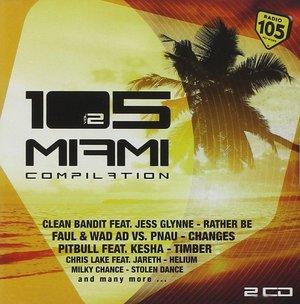 105 MIAMI VOL.2 COMPILATION -2CD (CD)